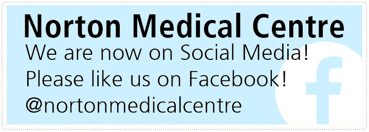 Norton Medical Centre Facebook Advert