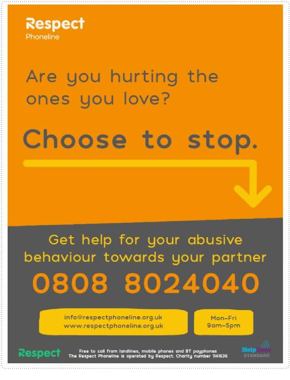 Domestic Abuse Help Information